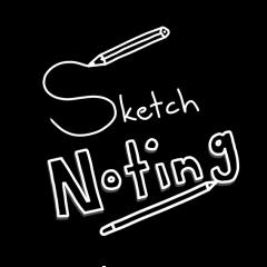Logo SKETCHNOTING & Visualisierung klein