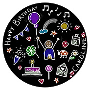 Geburtstag von Caroline